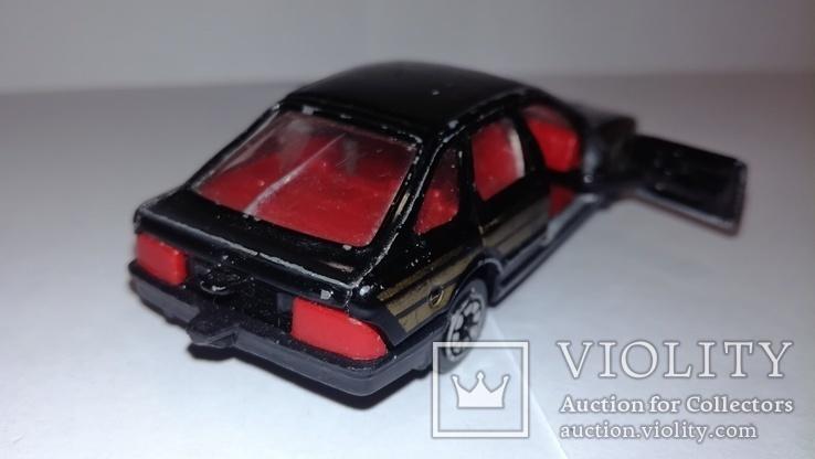 2. Corgi Ford Sierra 2.3 Ghia England, фото №3