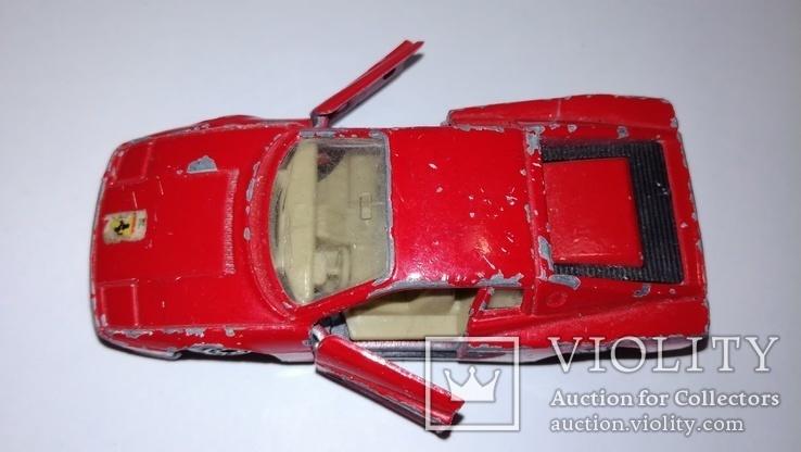 MC Toy Ferrari Testarossa Macau, фото №7
