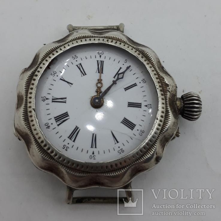 Часы наручные женские серебро., фото №2