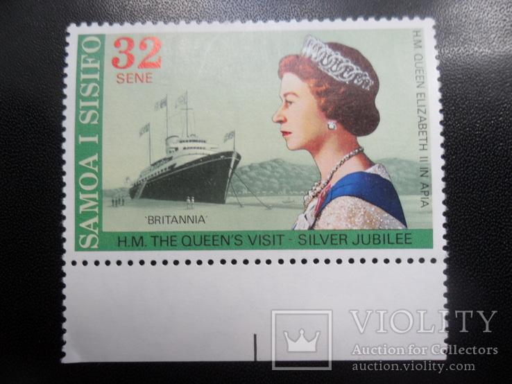 Корабли. Самоа и Сизифо.  MNH, фото №2
