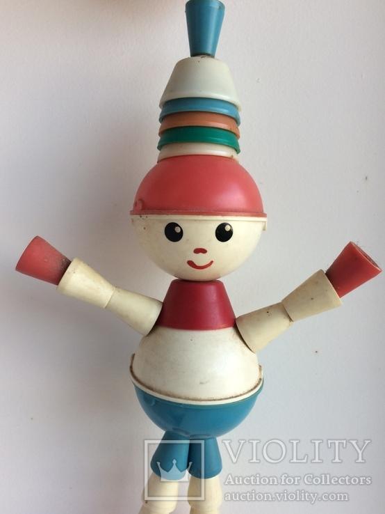 Игрушка на резинках, фото №5