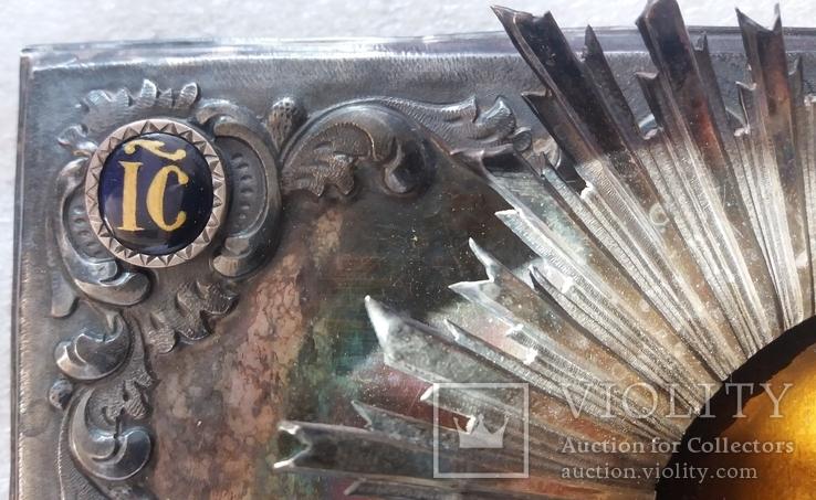 """Икона """"Господь Вседержитель"""" 1848 год., фото №12"""