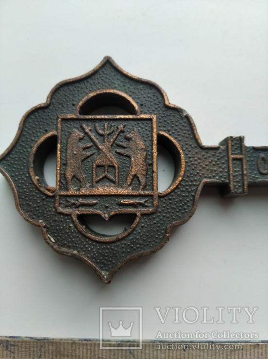 Сувенир-ключ, фото №3