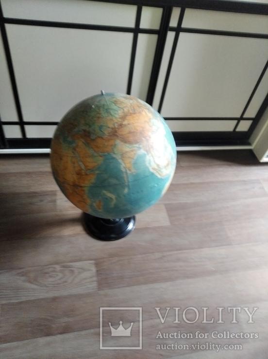 Большой глобус СССР, фото №4