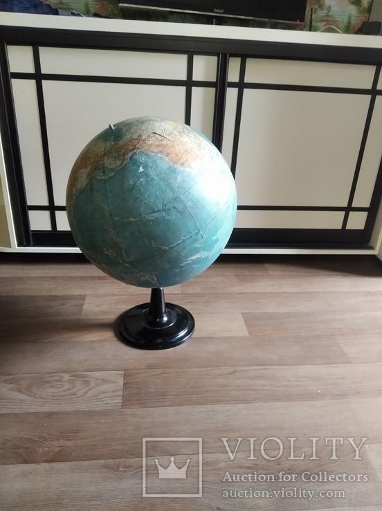 Большой глобус СССР, фото №9