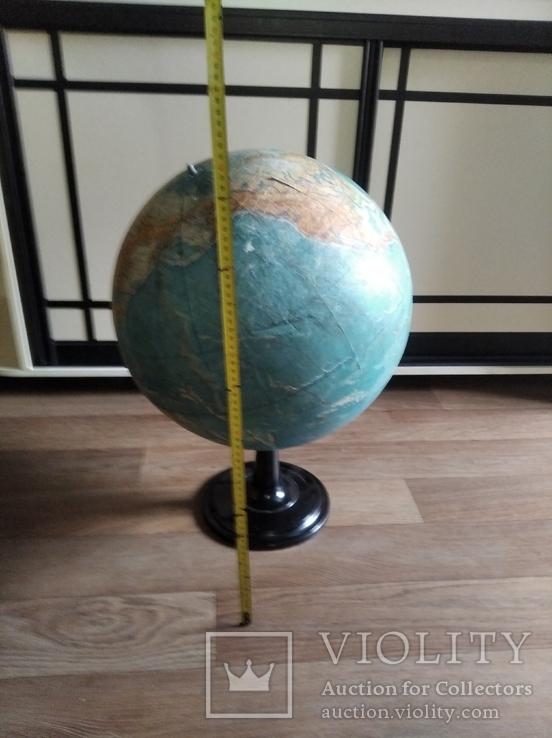 Большой глобус СССР, фото №2