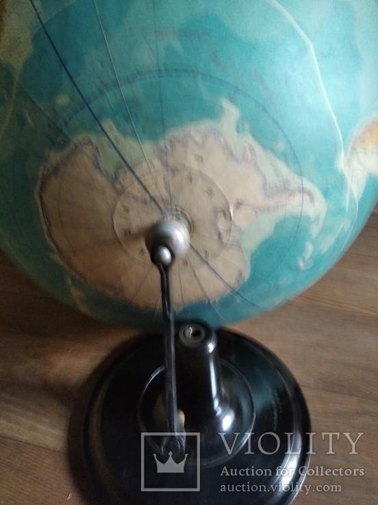 Большой глобус СССР, фото №12