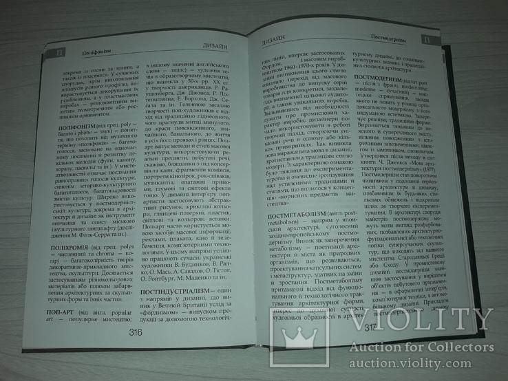 Дизайн словник-довідник 2010 наклад 600, фото №5