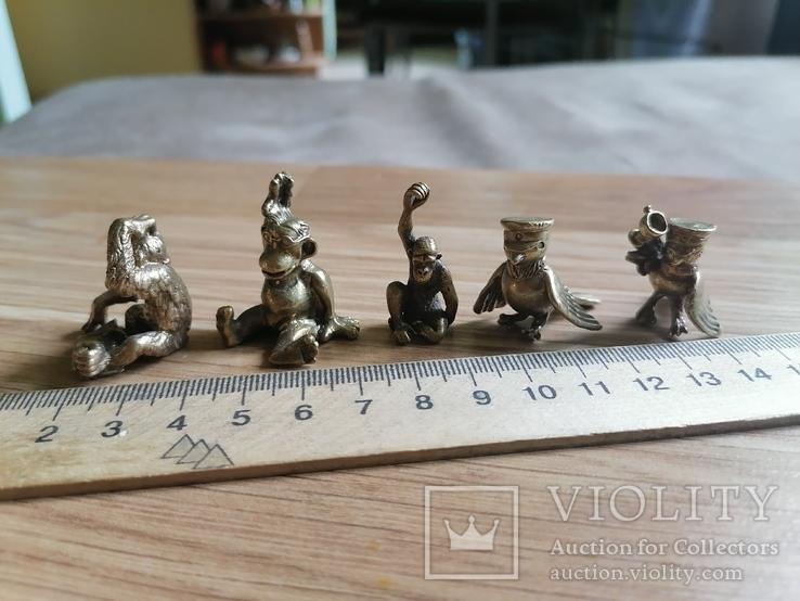 Статуэтки животных, фото №2