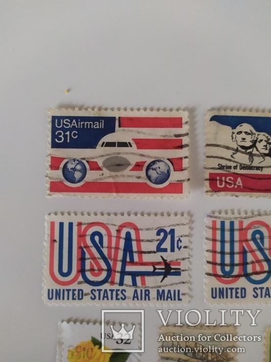 Марки США, фото №10