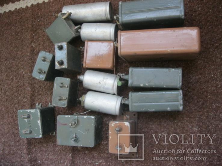 Разные конденсаьоры, фото №6