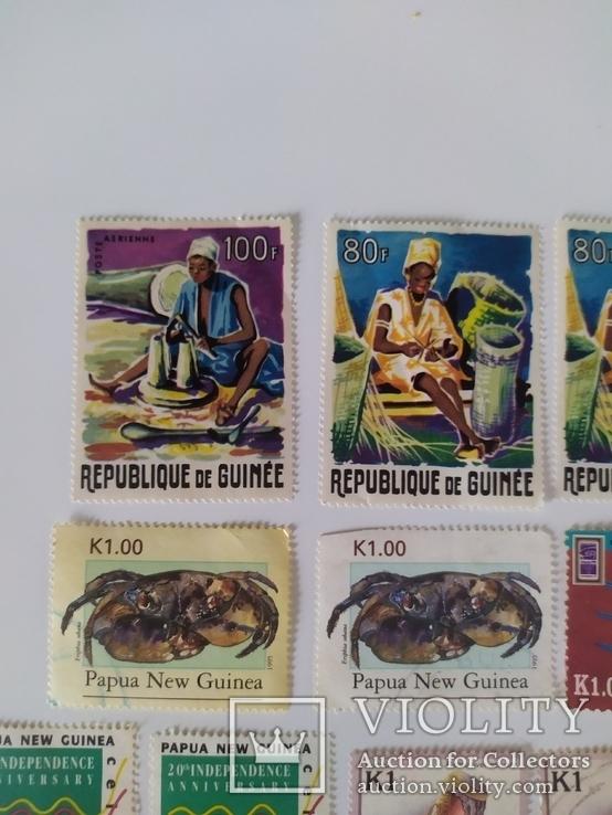 Марки Папуа Нова Гвінея, фото №6