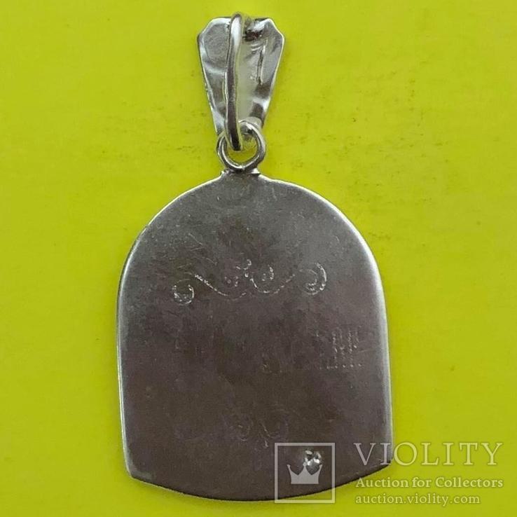 Кулон Срібло 5,43 грам., фото №3