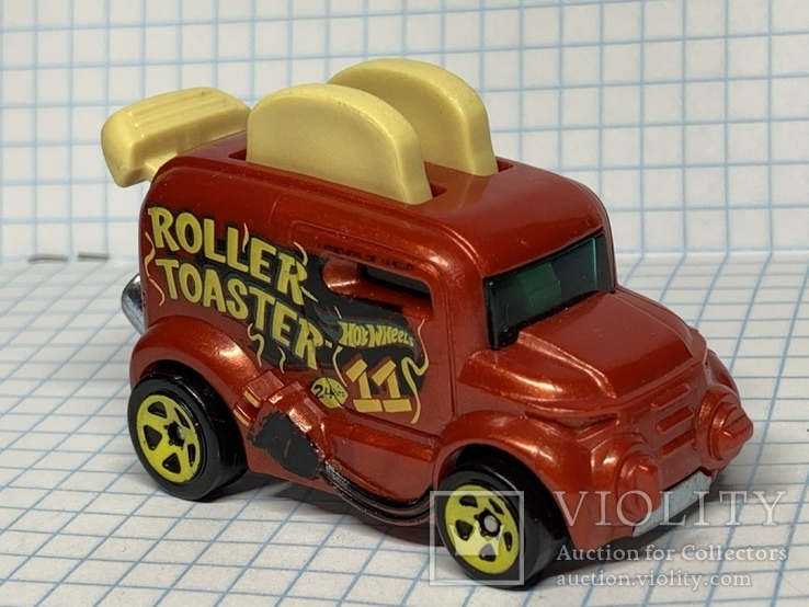 2016 Hot Wheels  Roller Toaster, фото №2