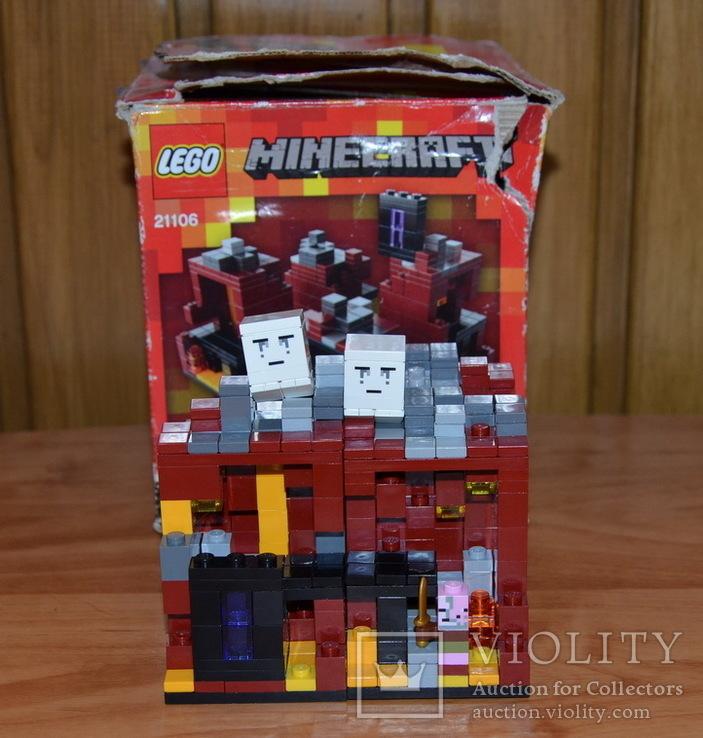 Lego 21106 Minecraft, фото №2