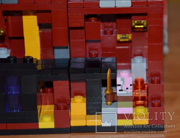 Lego 21106 Minecraft, фото №3