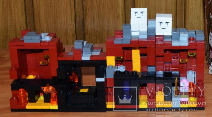 Lego 21106 Minecraft, фото №5