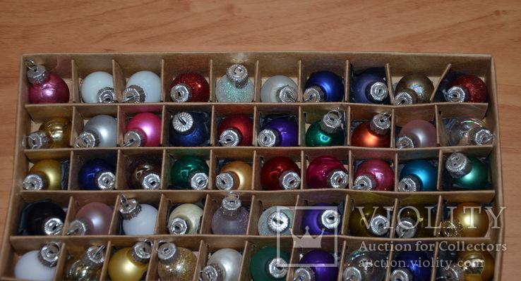 Ёлочные шары (100шт), фото №4