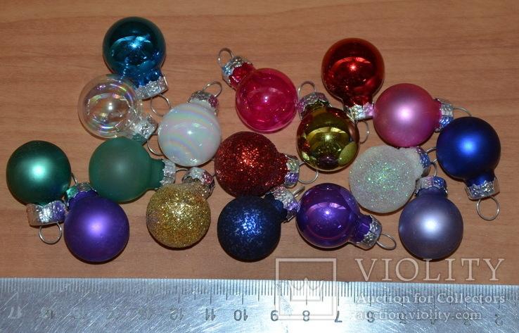 Ёлочные шары (100шт), фото №6