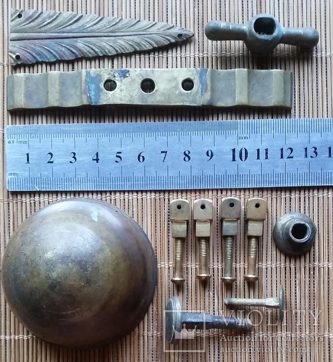 Деталі з латуні, фото №2