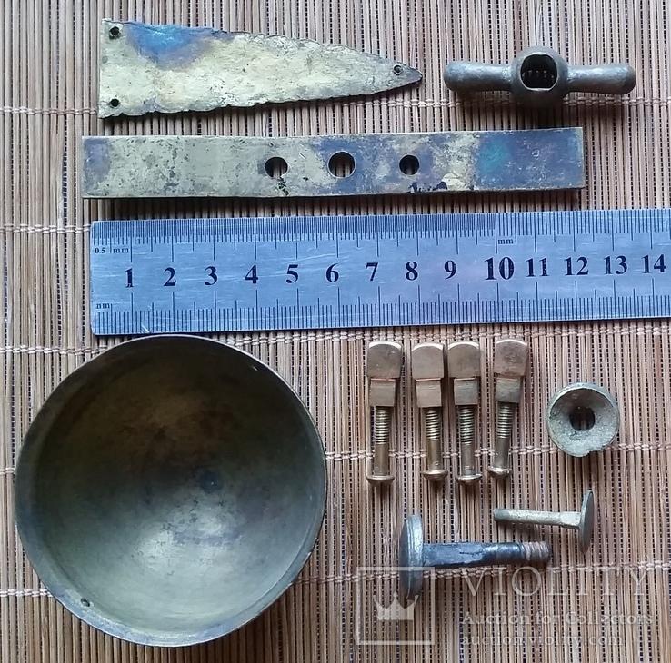 Деталі з латуні, фото №5