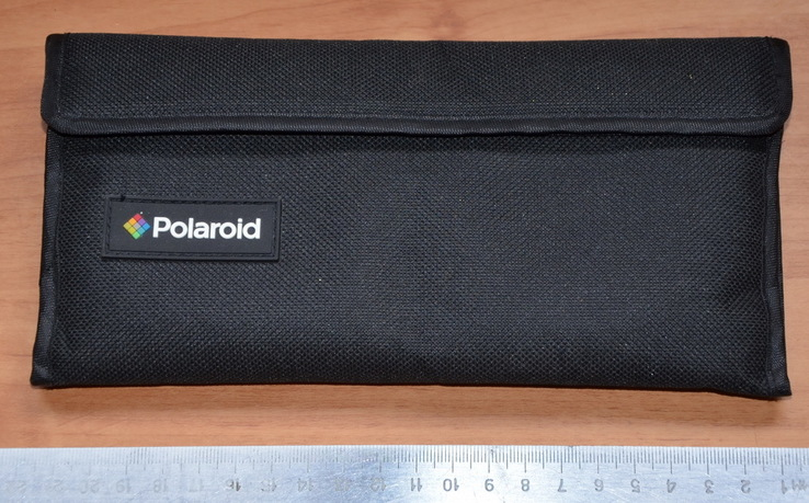 Светофильтр Polaroid fluorescent 72mm (2шт.), фото №2