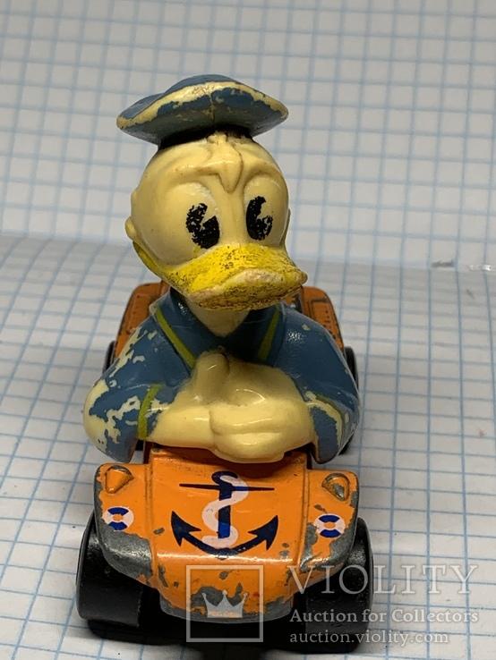 Vintage Lesney Matchbox. Disney Series No 2 Donald Duck Buggy., фото №5