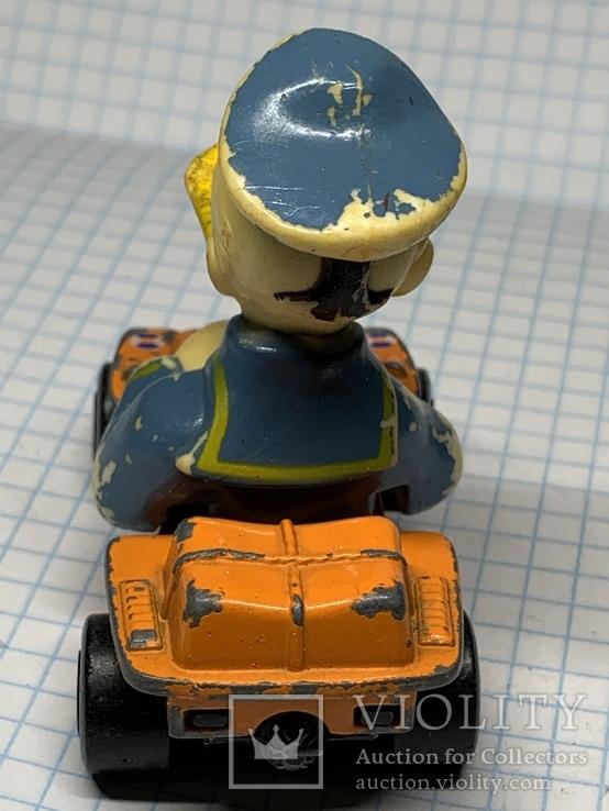 Vintage Lesney Matchbox. Disney Series No 2 Donald Duck Buggy., фото №6