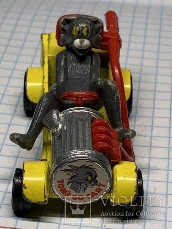 CORGI 1940 Tom & Jerry Toms Go Cart Gt Britain MGM, фото №5