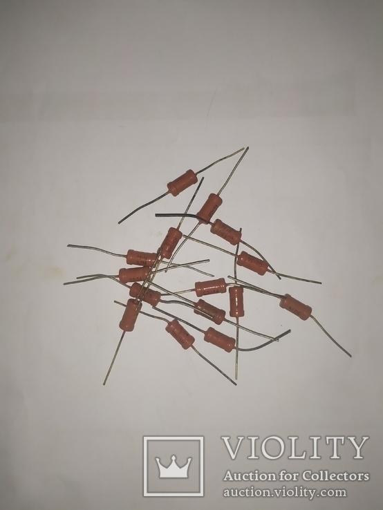 Резистори конденсатори, фото №2