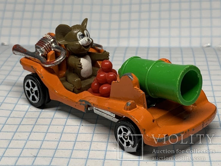 Corgi 1940 Tom And Jerry Car  (B66) Made in Gt Britain, фото №2