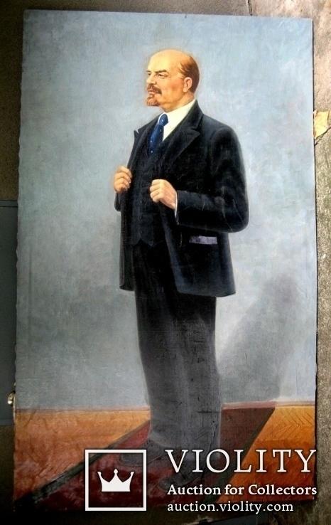 Худож. Сулименко П. - Ленін, фото №8