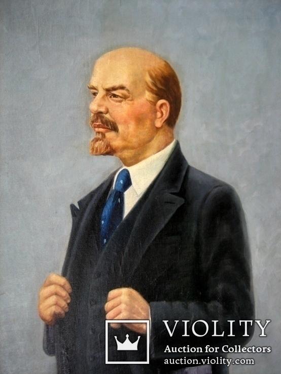 Худож. Сулименко П. - Ленін, фото №3
