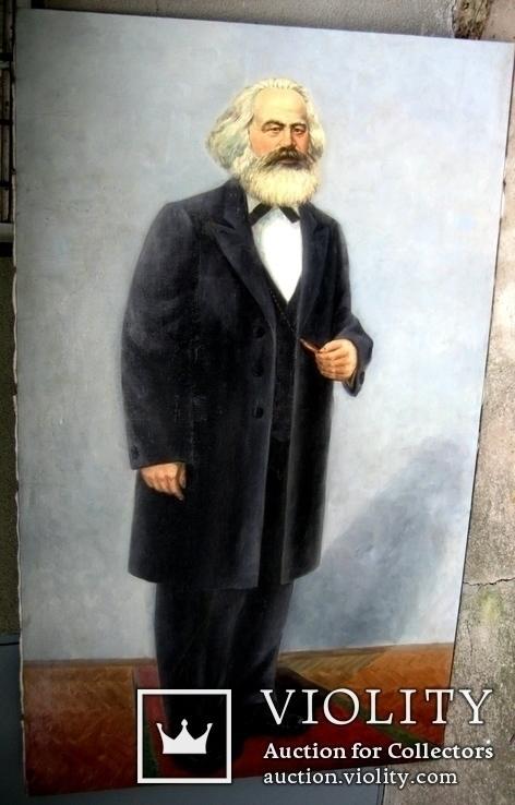 Худож. Сулименко П. - Маркс, фото №2