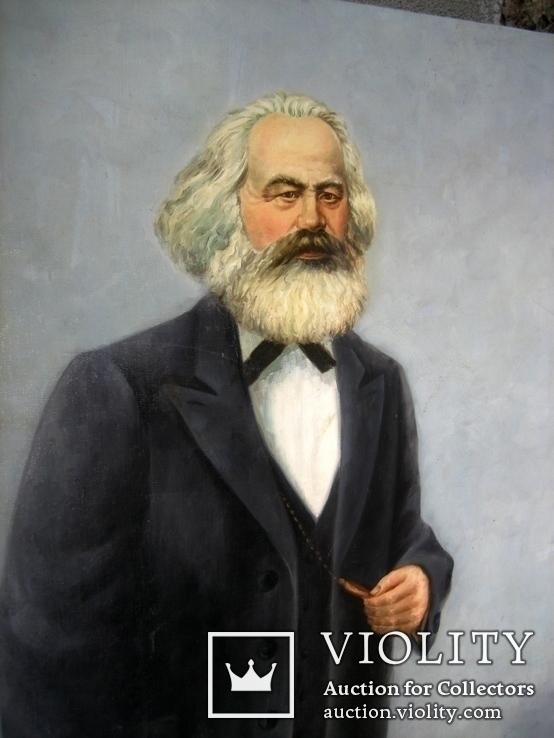 Худож. Сулименко П. - Маркс, фото №12