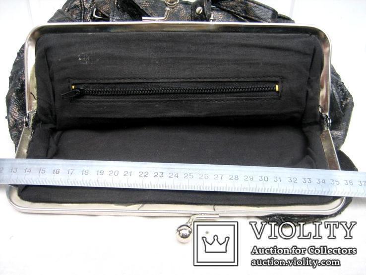 Жіноча сумочка із СРСР , б\в, фото №7