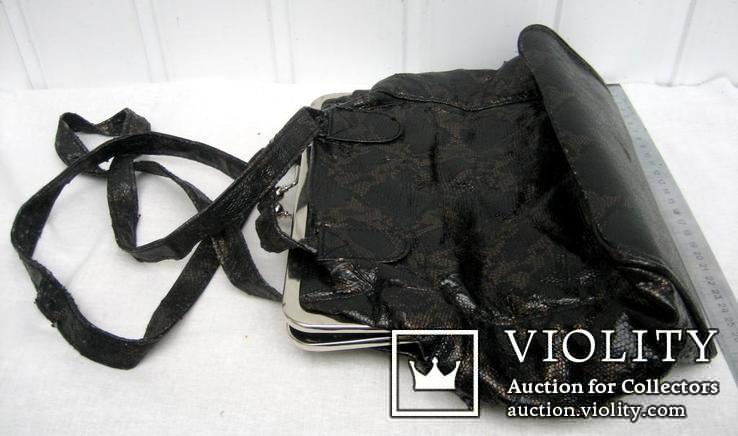 Жіноча сумочка із СРСР , б\в, фото №10