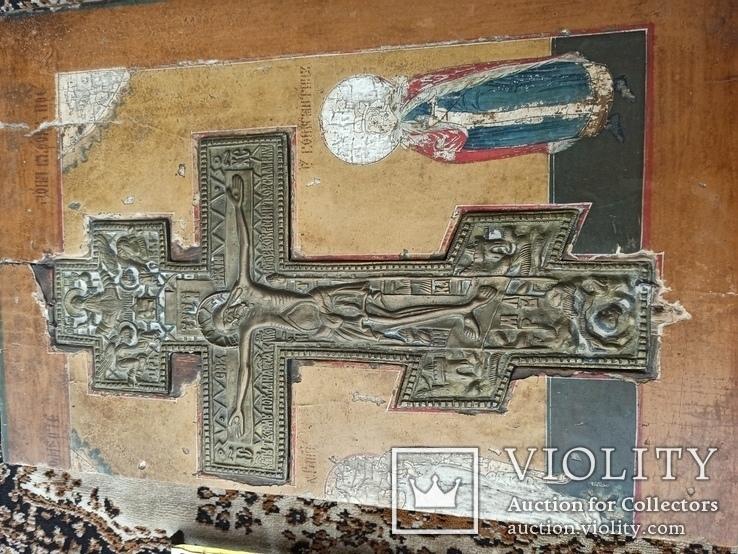 Икона Распятие, фото №9