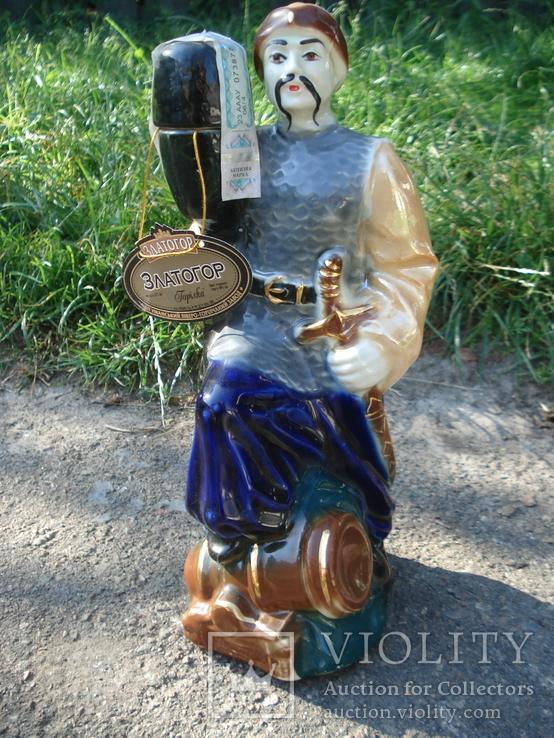 Горілка златогор 0.75    2003р, фото №2