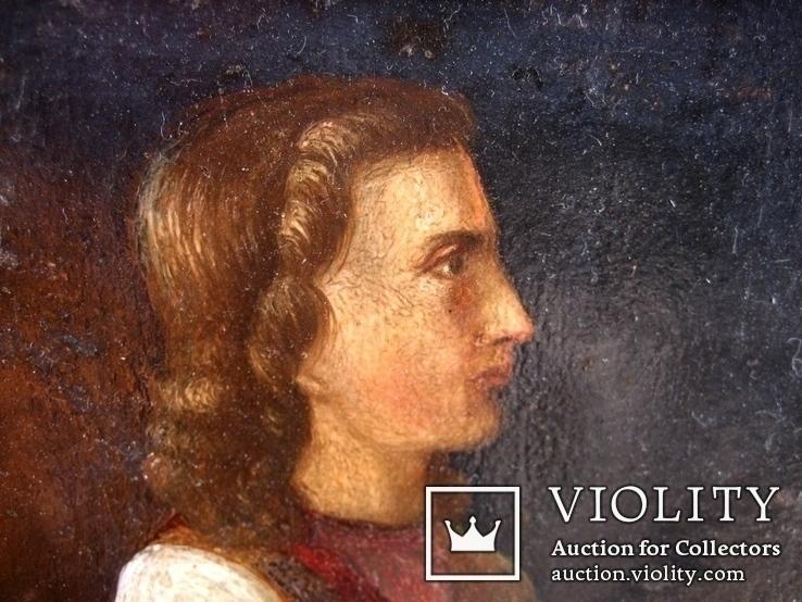 Старовинна ікона Покрови Пр. Богородиці, фото №12