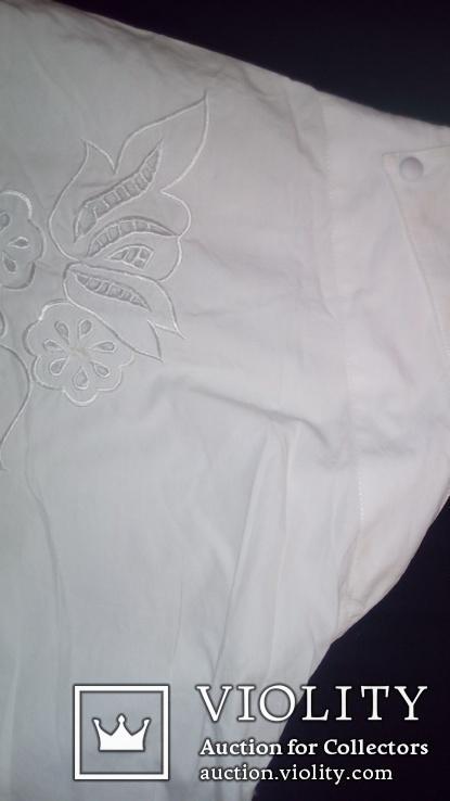 Блузка с гаптовкой(машинной ), фото №4