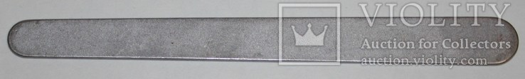 33.Шпатель для языка прямой конусообразный утолщенный (СССР), фото №2