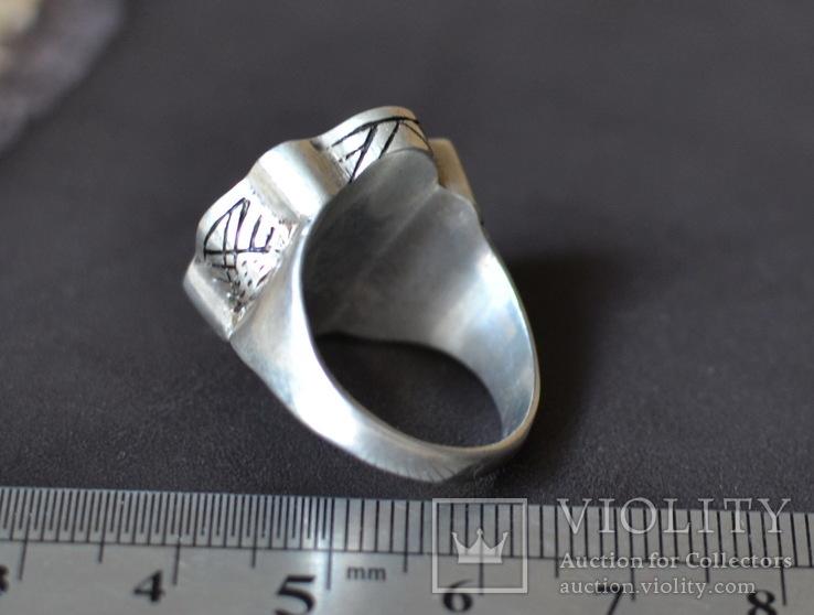 Квадрифолийный перстень, копия, фото №3