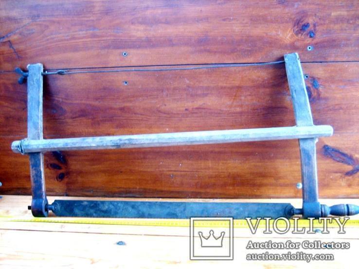 Старовинна пилка, фото №2