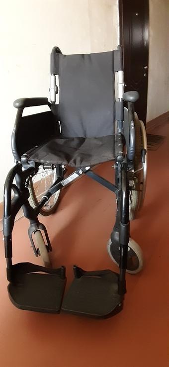 Инвалидная коляска складная б/у