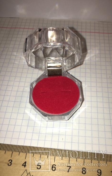 """Футляр для ювелирных украшений """"Кристалл"""" / коробочка для ювелірних виробів """"Кристал"""", фото №2"""