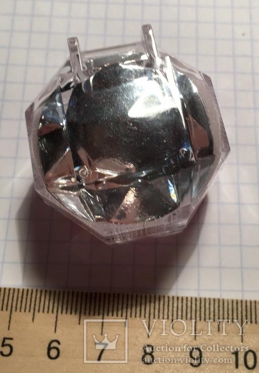 """Футляр для ювелирных украшений """"Кристалл"""" / коробочка для ювелірних виробів """"Кристал"""", фото №7"""