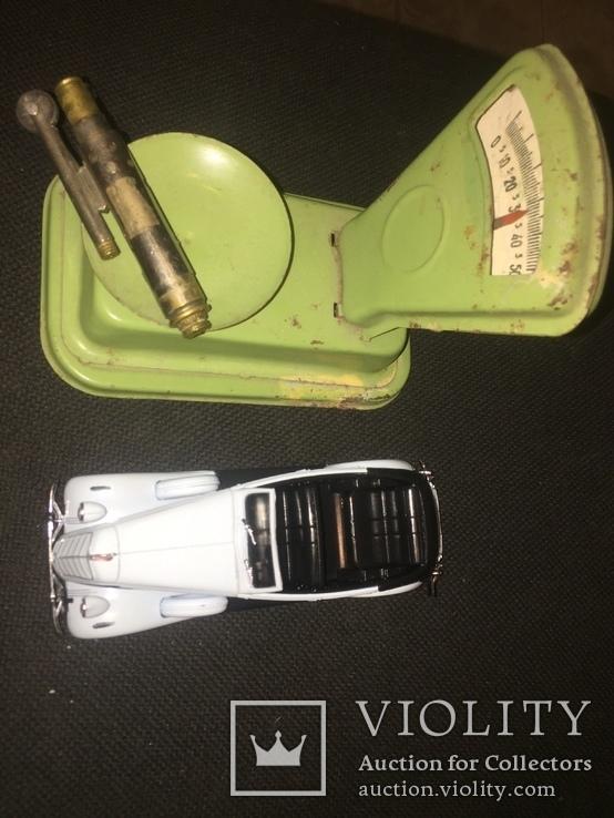 Механические весы, авто, зажигалка, фото №7