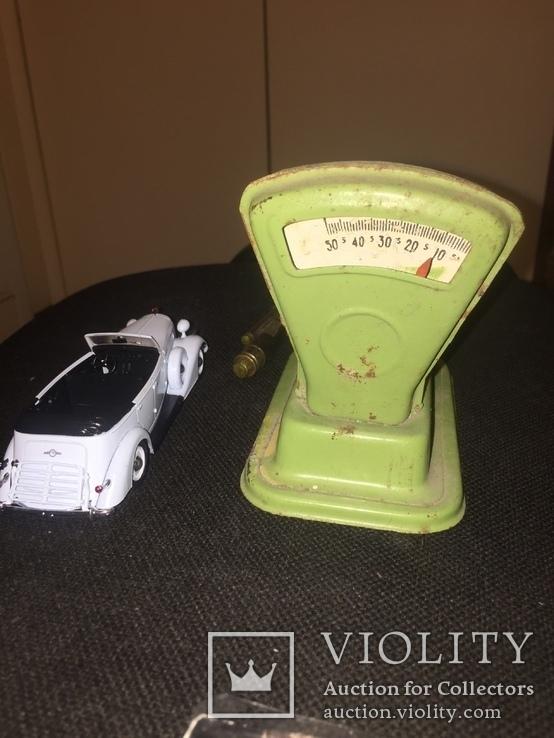 Механические весы, авто, зажигалка, фото №9