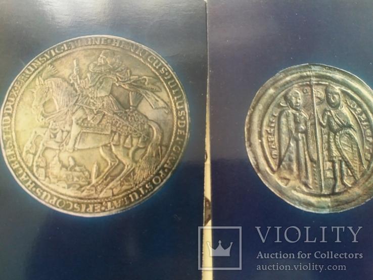 Европейский костюм на монетах.Набор, фото №3